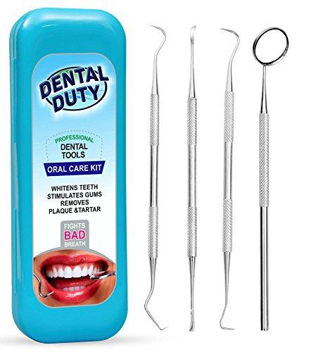 Natural Dental Plaque Remover
