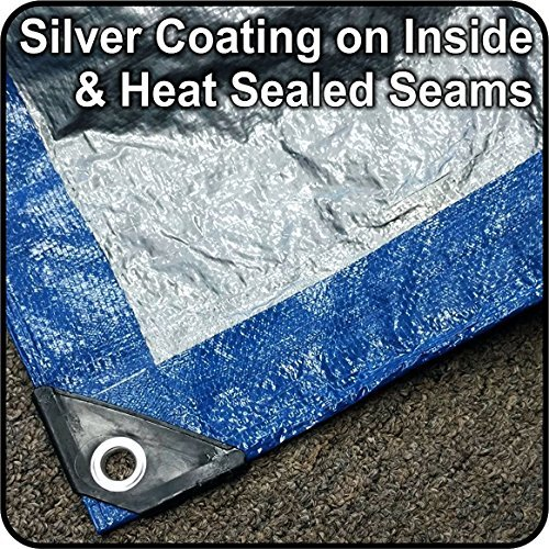 protection shelter tarp cover waterproof tarpaulin plastic