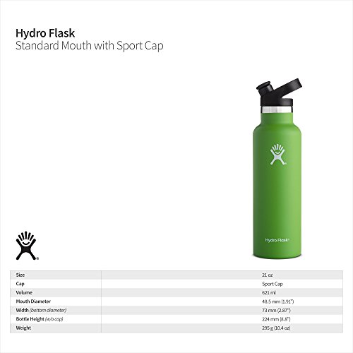 Hydro Flask Bottle Stainless Steel Amp Vacuum Insulated