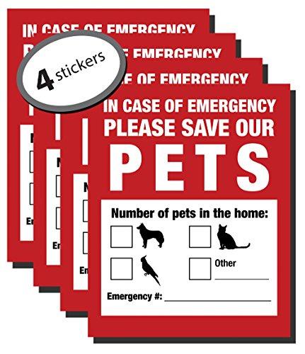 Pet Inside Finder Sticker ...