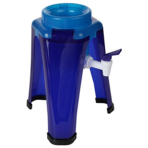 Useful Home Articles Drinking Water Hand Pump For Bottled: Home-x 5 Gallon Water Bottle Dispenser Stand, Water Cooler