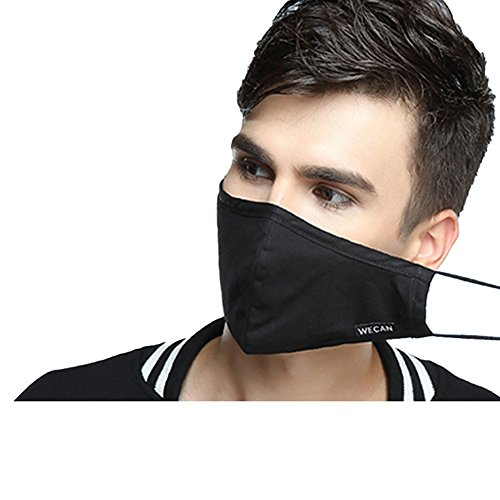 N95 Mouth Dust Washed Men Women Zwzcyz Mask Can Be Insert Pm2 Flu For Cotton Allergy Masks Reusable Pollen 5