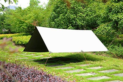 10     10 x 10 ft lightweight waterproof ripstop rain fly hammock tarp      rh   edc packs