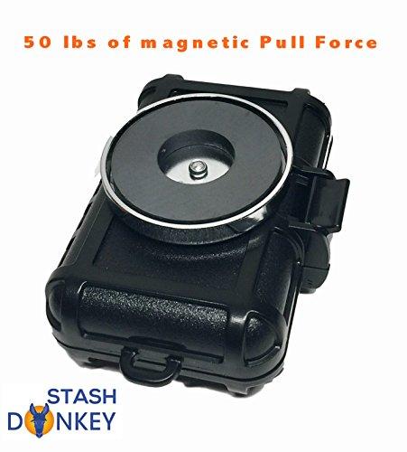 u0027Lil Donkeyu0027 Waterproof Magnetic Stash Box u2013 Car ...  sc 1 st  EDC-PACKS.COM & Lil Donkeyu0027 Waterproof Magnetic Stash Box - Car Safe - Key Box ... Aboutintivar.Com