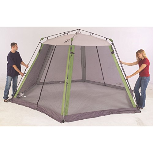 Coleman Screened Canopy Tent With Instant Setup Outdoor