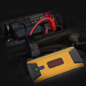 Basaf Car Jump Starter 1200a Peak 12v Portable Battery